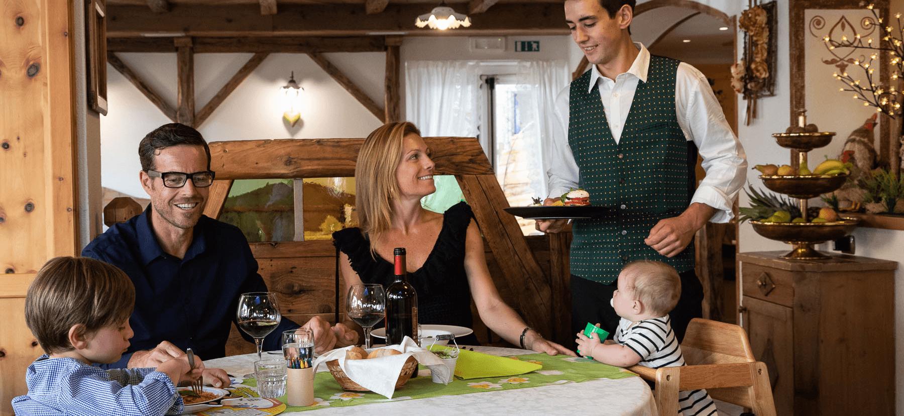 Vacanze in famiglia rilassanti - Hotel Alpino Baby Family ad Andalo